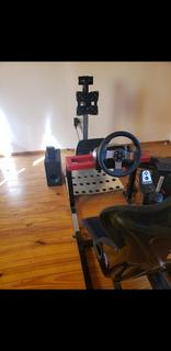 Simulador Con Volante Logitech G27