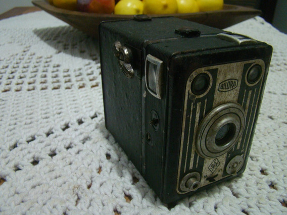 Antiga Câmera Fotográfica Bilora Box