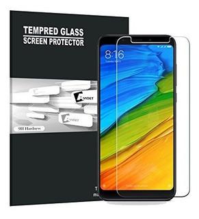 Xiaomi Redmi Note 5 Protector De Pantalla Avidet 9h Dureza P