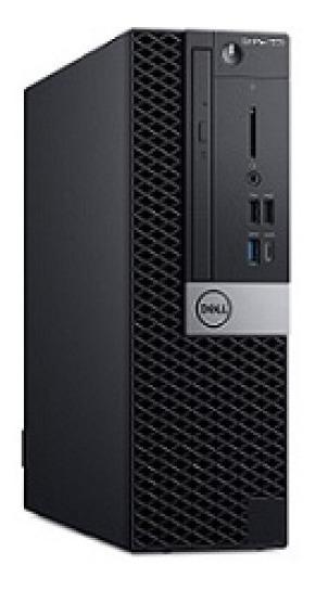 Dell Optiplex 7070 Sff I3 9100 16 Gb Ssd 480g + Dvdrw Novo