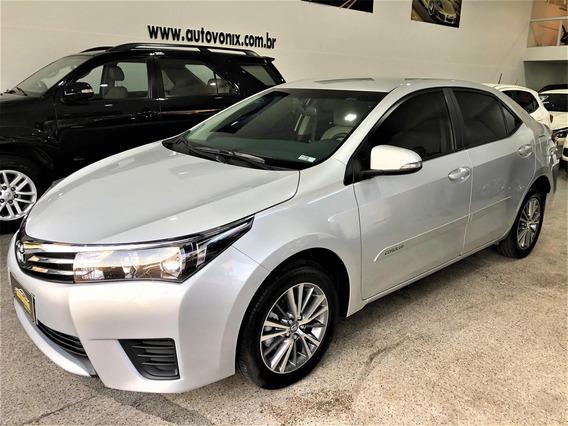 Toyota Corolla 1.8 Flex Aut. 2017 Baixo Km Baixo-oportunidad