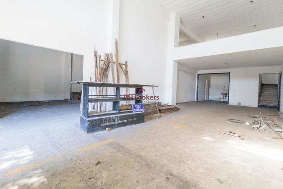 Excelente Loja No Centro- 258,40m² - 17136