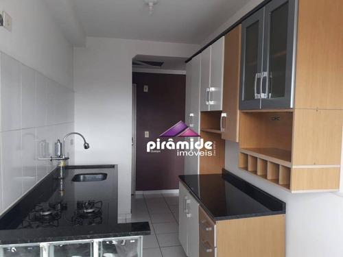 Apartamento Com 2 Dormitórios, 55 M² - Venda Por R$ 160.000,00 Ou Aluguel Por R$ 1.000,00/mês - Jardim Santa Inês - São José Dos Campos/sp - Ap13146