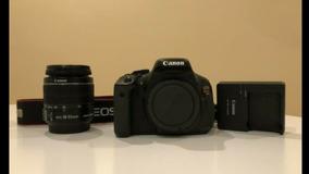 Camera Canon T3i Eos Rebel