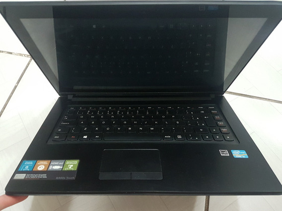 Notebook Lenovo G400s Touch-screen I3 2,40ghz