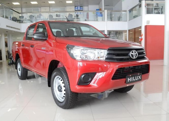 Toyota // Hilux 2.4 4x4 Cd Dx