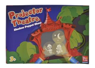 Teatro Proyector De Sombras Incluye Linternas
