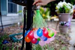 Magic Ballons 111 Globos De Agua Bombas Carnaval