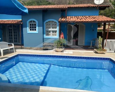 Casa Linear Na Estrada Francisco Da Cruz Nunes No Condomínio Uba Vi - Cc00047 - 33155863