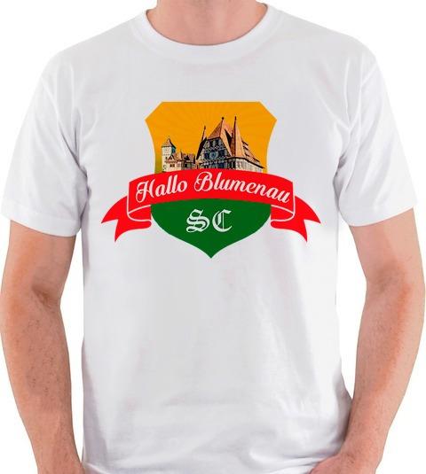 Camiseta Blumenau Sc Santa Catarina Alemão Camisa Blusa