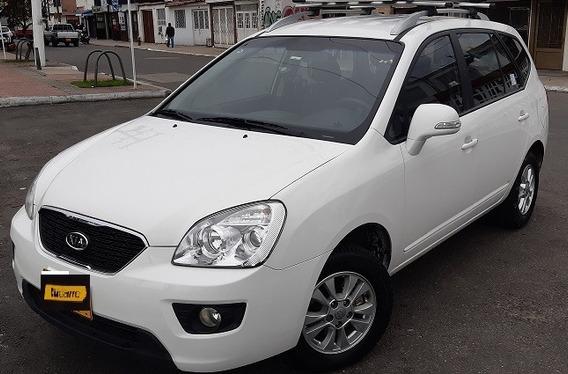 New Carens Ex 2013 57500 Km Excelente Condicion Permuto