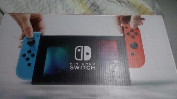 Caixa Nintendo Switch Vazia - Games no Mercado Livre Brasil