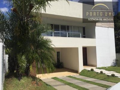 Casa Em Condomínio Para Locação Em Salvador, Alphaville, 4 Dormitórios, 4 Suítes, 5 Banheiros, 2 Vagas - C-2725
