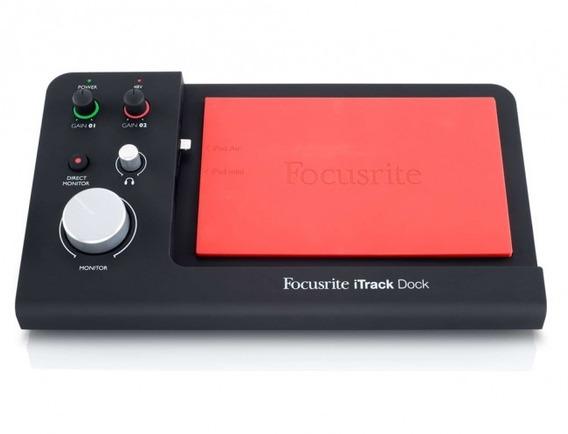 Interfase Focusrite Itrack Dock-mois0004