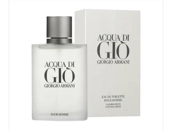 Perfume Acqua Di Gio Armani 100 Ml Original
