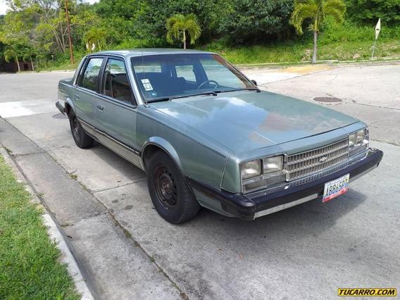 Chevrolet Celebrity Sedan