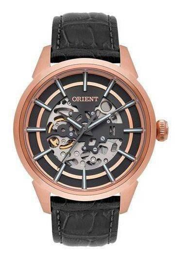 Relógio Orient Esqueleto Automático Nh7rc001 G1gx