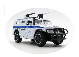 Blindado Policia 1:32 Ruso Gaz Jmp-2 Tigre Rusia