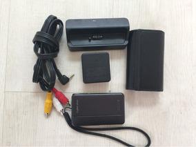 Câmera Sony A Prova Dágua Dsc-tx10 16.2 Mega Pixels