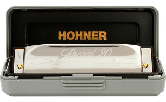 Gaita Harmônica Special 20 - 560/20 A (lá) - Hohner