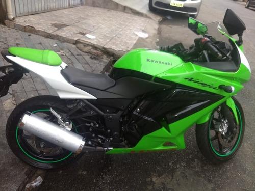 Imagem 1 de 10 de Kawasaki Ninja 250r