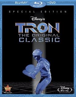 Blu-ray + Dvd Tron The Original Classic (1982)