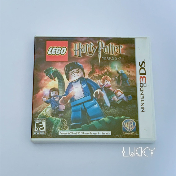 Lego Harry Potter Years 5-7 - Nintendo 3ds/2ds