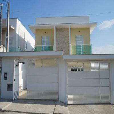 Sobrado Para Venda Em Arujá, Vila Pilar, 3 Dormitórios, 1 Suíte, 3 Banheiros, 2 Vagas - 0204