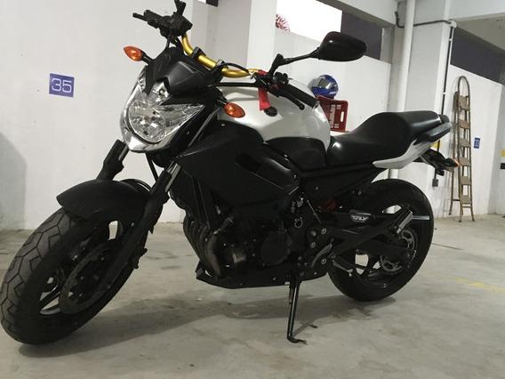 Yamaha Xj6 N Branca - 2012