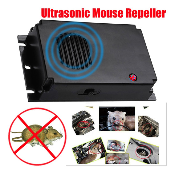 1/2/3 Pcs Partialurlplaceholder Rato Ultrassônico Eletrônico