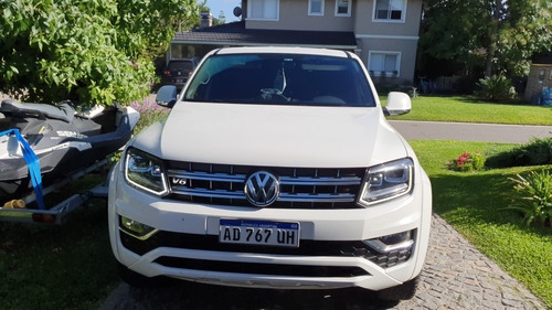 Imagen 1 de 2 de Volkswagen Amarok 3.0 V6 2019