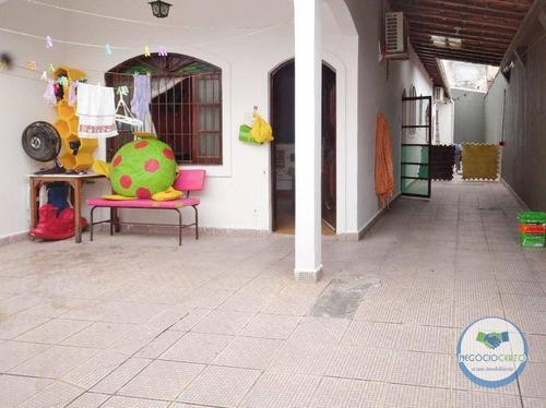 Imagem 1 de 9 de Casa Com 2 Dormitórios À Venda, 69 M² Por R$ 265.000,00 - Jardim Suarão - Itanhaém/sp - Ca0629