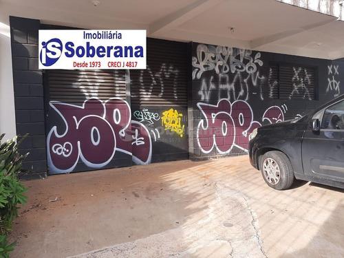 Salão Para Aluguel Em Parque Das Universidades - Sl012622