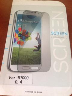 Cristal Glass Para Samsung Note 1 Technosystems