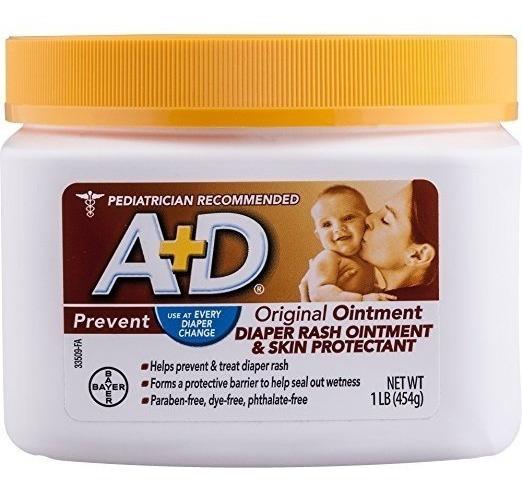 A+d Ointment, 454g