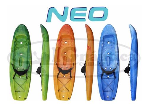 Caiaque Brudden Náutica Neo Touring Lazer E Pesca