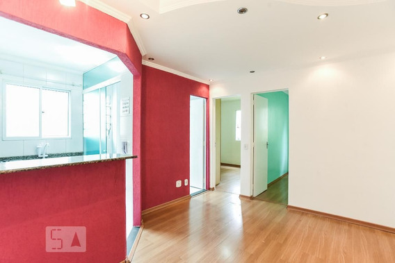 Apartamento No 1º Andar Com 2 Dormitórios E 1 Garagem - Id: 892974560 - 274560
