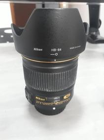 Lente Nikon Af-s Nikkor 28mm F/1.8g
