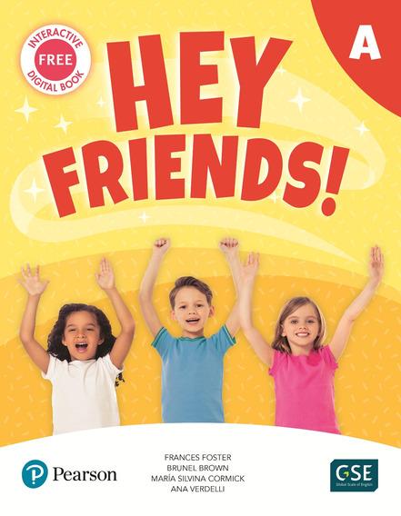 Hey Friends Starter A - Student