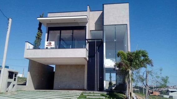 Casa Residencial À Venda, Condomínio Ibiti Reserva, Sorocaba. - Ca1456