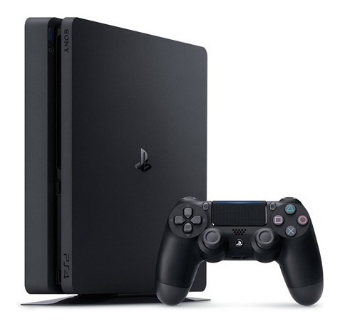 Consola Sony Playstation 4 Slim Ps4 1tb 100% Nueva 1 Control