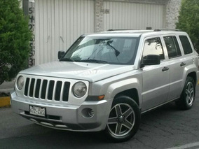 Jeep Patriot Cvt 2007