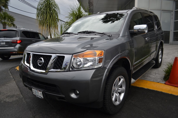 Nissan Armada Exclusive 2013