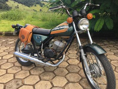 Harley-davidson Ss125 1978