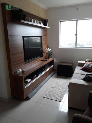 Apartamento Residencial À Venda, Limão, São Paulo. - Ap1031