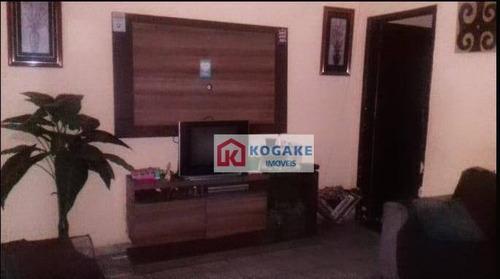 Imagem 1 de 13 de Casa À Venda, 131 M² Por R$ 380.000,00 - Monte Castelo - São José Dos Campos/sp - Ca2793
