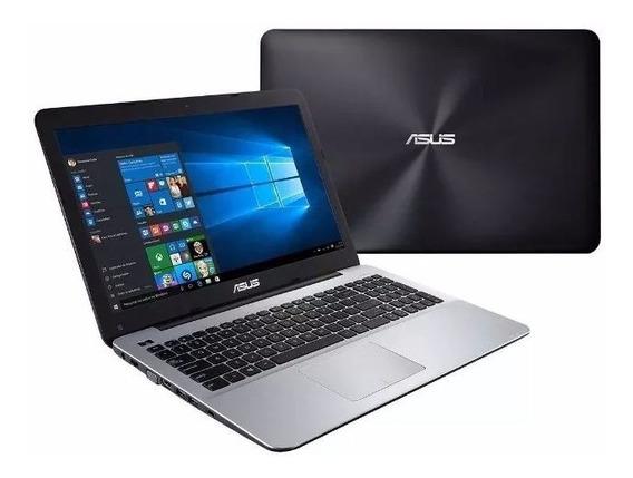 Notebook Asus X555lf-bra-xx190t Core I7 6gb 1tb