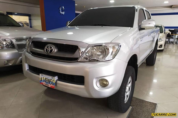 Toyota Hilux Automatico-multimarca