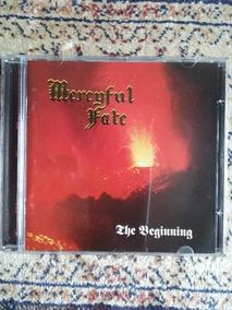 Cd Mercyfull Fate - The Begining Importado ( Gold Edition )