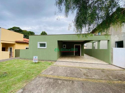 Casa Com 3 Dormitórios À Venda, 225 M² Por R$ 780.000,00 - Vila Rica - Vargem Grande Paulista/sp - Ca4615